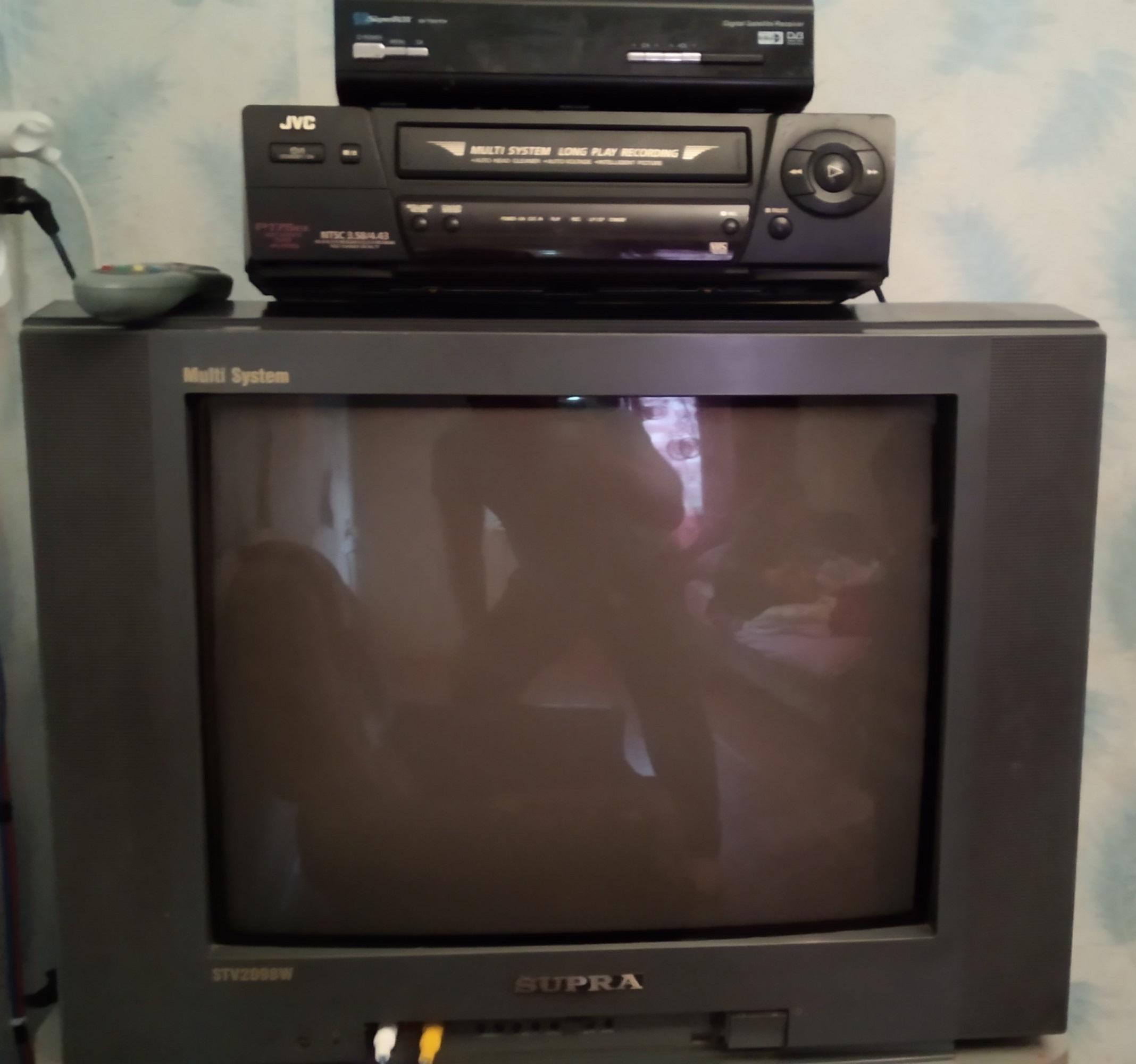 SUPRA televizoru pultu yoxdur,amma islemeyinde hecbir