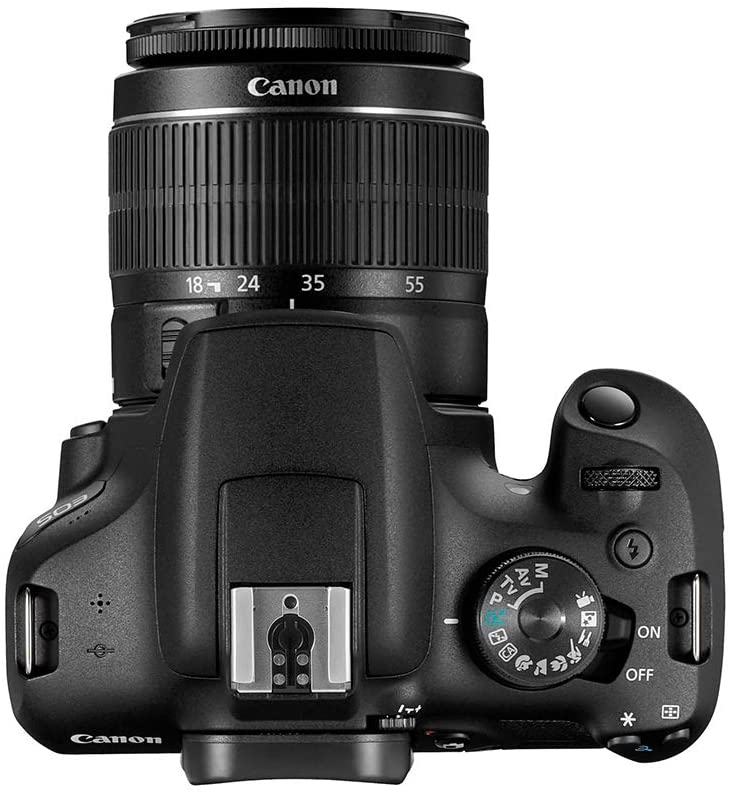 canon camera 2000D 18-55 IS Canon fotoaparatı Kanon