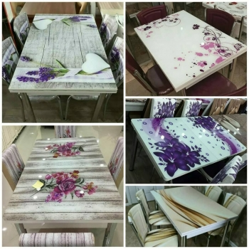 Depodan satış yenidir 280 Azn masa ve 4 stul masa açılmır.