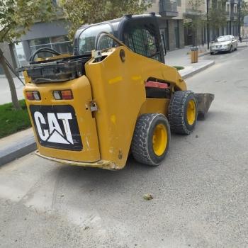 Bobcat 246 C vilka və kovuş mövcutdur.. texnika ela