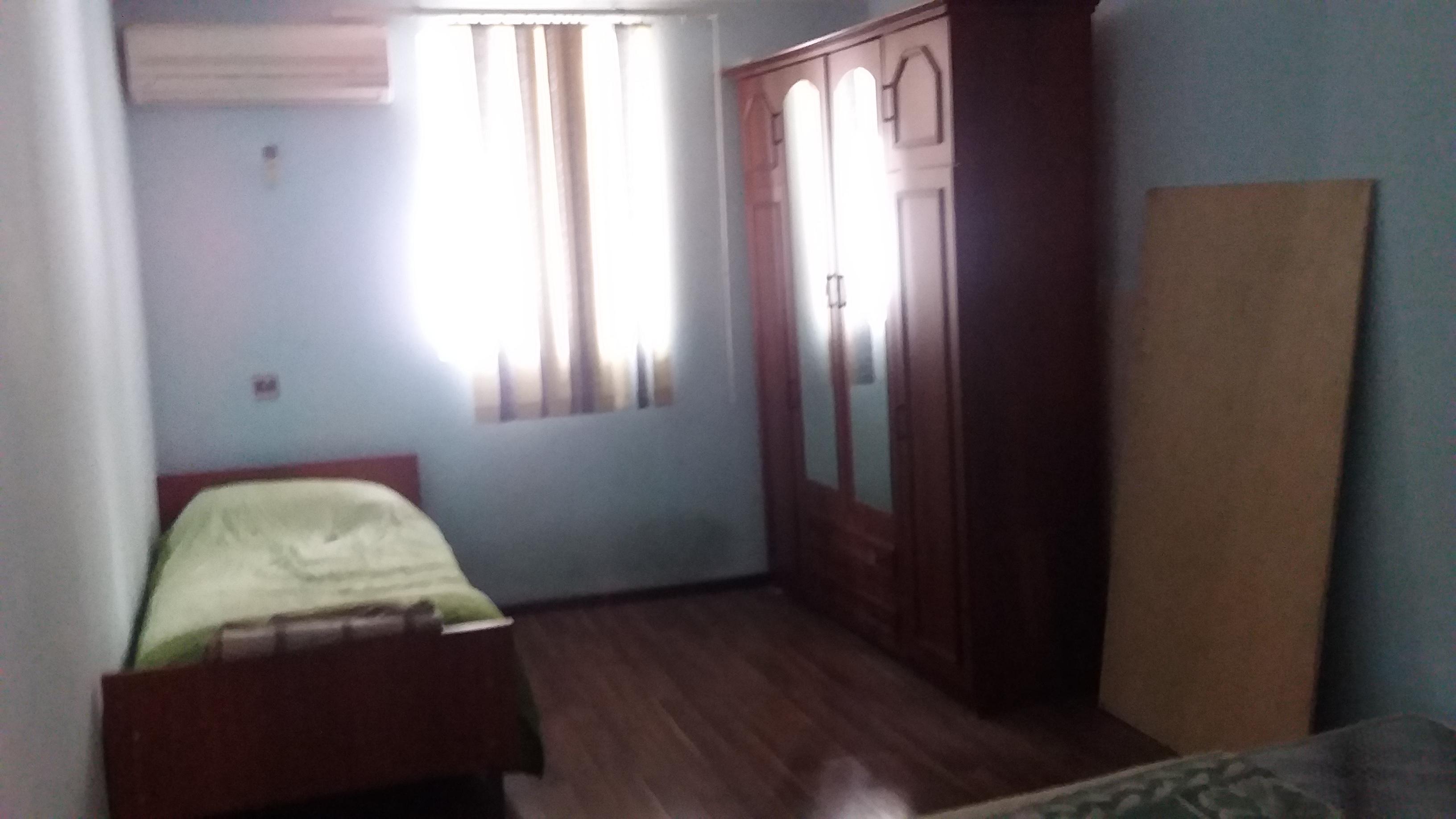 Nermanov rayonu Capayev erazisinde 2 otaqli heyet evi