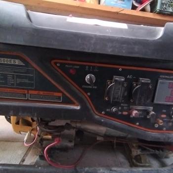 Təcili generator satılır!