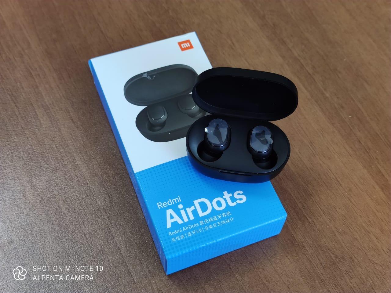 Yeni Redmi AirDots satılır. Qiyməti 35 man