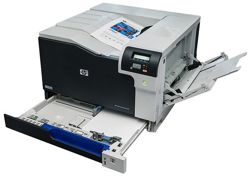 CE710A HP Color LaserJet CP5225 - A3 LaserJet printer/ 20