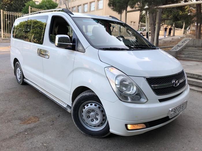 Hunday H1 sifarisi. Hyundai H1 sifarişi qəbul olunur. 2