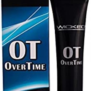 """""""OT Overtime gecikdirici krem"""" Orginal bitki terkibli bir"""