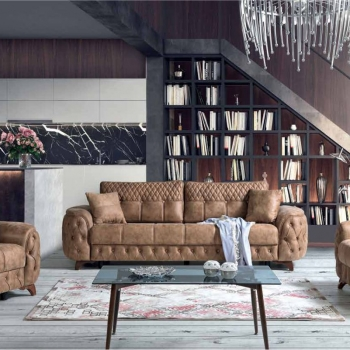 Tək divan və ya künc divan kimi də sifariş vermək mümkündur
