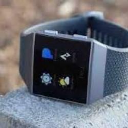 """Fitbit"""" qol saatıTECILi SATILIR HEC BIR PORBLEM YOXDUR 10"""