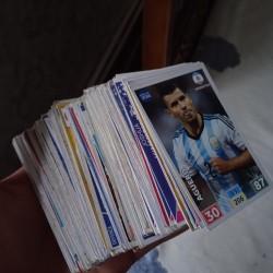 Futbol kartı satılır.Cox yaxşı veziyyetdedi Heç bir cırigi