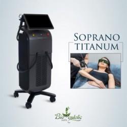 Soprano Titanium cihazı Soprano Titanium digər cihazlardan