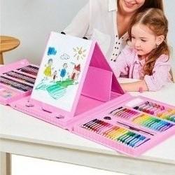 Uşaqlar üçün 208 detaldan ibarət rəssamlıq üçün yaradıcılıq
