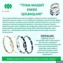 Titan,Maqnit,Keramika və Digər Müalicəvi Daşlardan