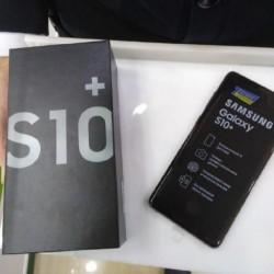SAMSUNG S10 PLUS (128GB) BLACK Nağd və Hissə-Hissə (İlkin