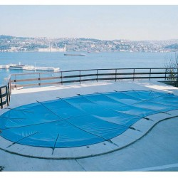 Basseynlərinin hazırlanması, yaya hovuzundan qış hovuzu