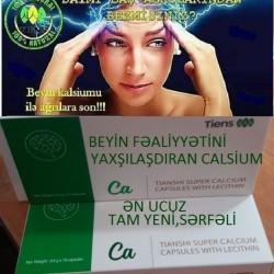 """""""Beyin Fəaliyyətini və Beyinə Qan DövranıYaxşılaşdıran"""