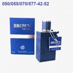Brown Orchid Sapphire Eau De Parfum for Men kişi ətri