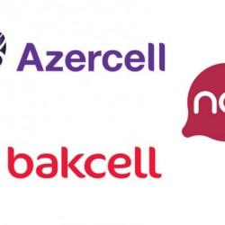 Paket nömrə Azercell Bakcell Nar Paket nömrə (050) /(055)/
