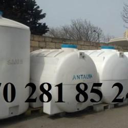 Plasmas Su ceni, Su bak, water tank, резервуар SU ÇƏNİ, Su