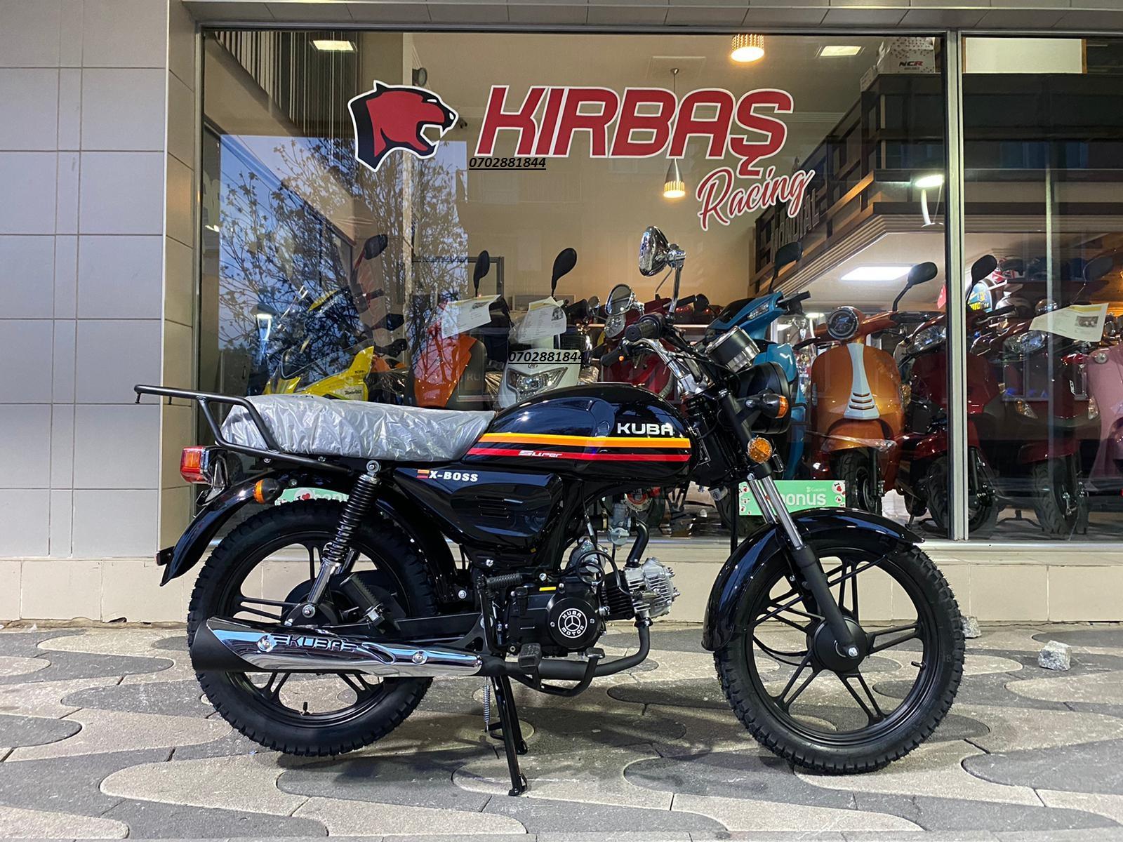 Kuba x boss mopedleri kreditle verilir Tek sexsiyyet
