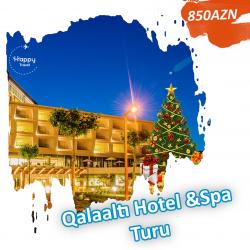 Yeni 2021-ci ili Qalaalti Hotel & Spa-da qarşılayın Yeni il