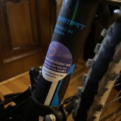 """Salam. Gördüyünüz velosiped 24-lük """"FORMAT"""" adlı populyar"""