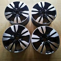 R17 Mercedes original disklər komplekt qiymet 700 azn