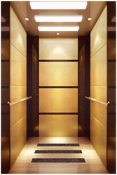 Sərnişin liftlərinin xüsusi dəyəri, istifadə olunduğu yerə