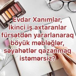 Xarici şirkətin Azərbaycandakı nümayəndəliyi xanımlar üçün