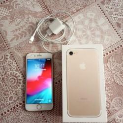 Iphone 7 gold yaddasi 32gb Salam hec bir problemi yoxdu