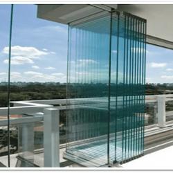 Cam balkon quraşdırılması. İstənilən ölçüdə cam balkon