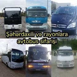 Ramid MMC 7,15,18,28,33,45,50 yerlik avtobuslarla