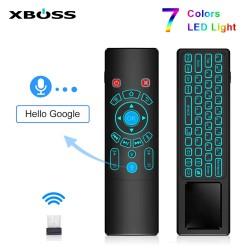 XBOSS T8 PLUS Naqilsiz Maus Mini USB Klaviatura Səs ilə