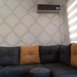 Əla təmirli 1otaqlı 36kvadrat metr mənzil satılır