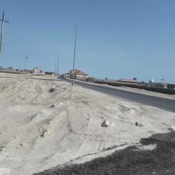 Satılır !! Dəniz kənarında torpaq sahəsi 1 sotu 2500 azn