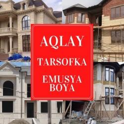 AQLAY - TARSOFKA - EMUSYA BOYA. Xidmətləri Görürük. Qiymət
