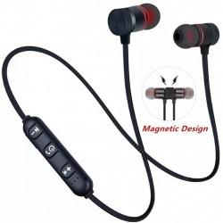 XT6 5.0 Bluetooth İdman Boyunbağı Maqnetik Simsiz Stereo