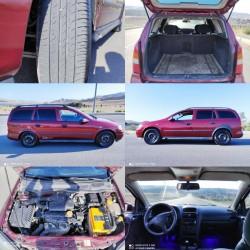 Opel Astra il 1998,mühərrik 1.6,at gücü 101,yürüş 263583