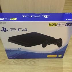 Playstation 4 Slim 500 GB yenidir Isdifade Olunmayib 1 eded