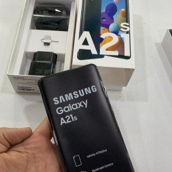 Samsung A21s (64 gb) Black İlkin Ödəniş 48 AZN 12 Aya 55.60