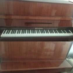 Belarus piano yaxşı vəziyyətdə qalıb 3 pedallıdır. 1800 azn