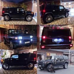 Hummer h2 il 2007,mühərrik 6,benzin,avtomat,yürüş 94000