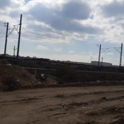 1.8 hektar Ərazi satılır Dəmir yolu xətti obyektdə Sahil
