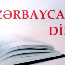 Azərbaycan dili fənn hazırlığı .Aylıq 29 AZN I-IX siniflər