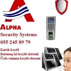 Access control sistemi Is yerinde nizam-intizami ve