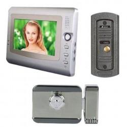 Domofon Domofonlar teklif edilir. LCD ve rengli monitor,