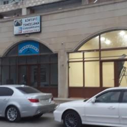 Bakıxanovda talkuçkanın yaxınında da 35 kv m mağaza (Salon