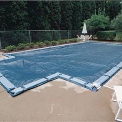 PVC-dən hazırlanmış xüsusi hovuz örtükləri hazırlayırıq və