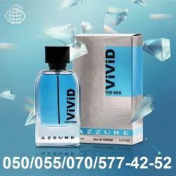 Vivid Azzure Eau De Parfum for Men by Fragrance World kişi