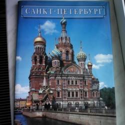 Sankt-Peterburq şəhərinin görməli yerləri haqqında şəkilli