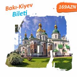 "✈️ ""Buta Airways"" Bakıdan Ukraynanın paytaxtı Kiyev"